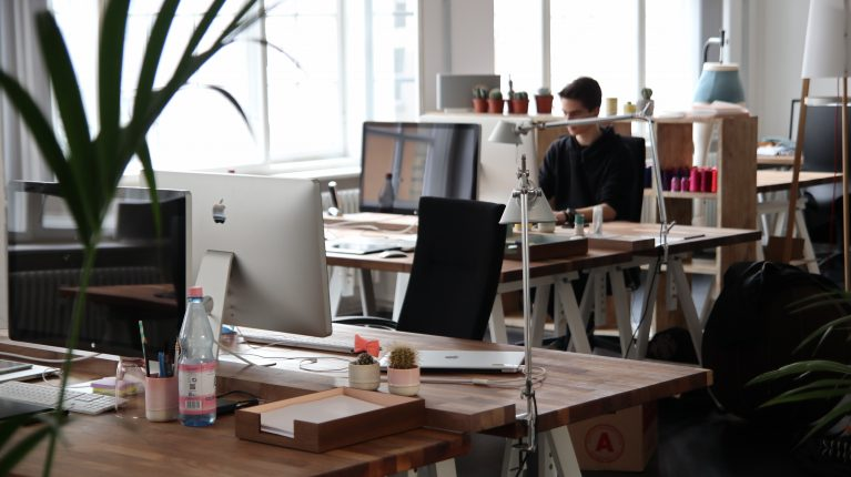 Get More Eyes On Your Brand Through a Shared Workspace