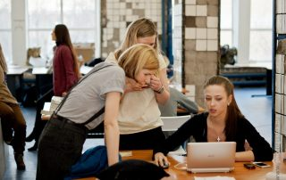 Create Stronger Office Communities With Coworking Spaces