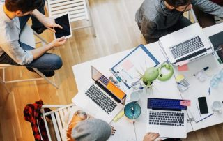 executive suites vs coworking and shared office space