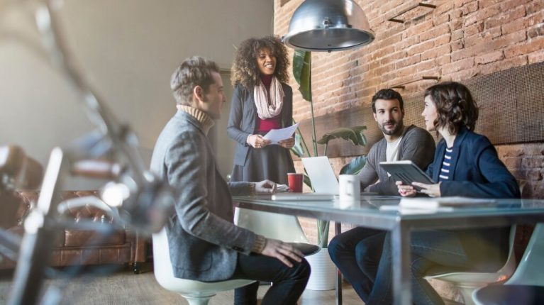 office space to make millennials thrive